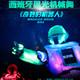 华艺星空・西班牙黑光机械舞《奇妙的机器人》