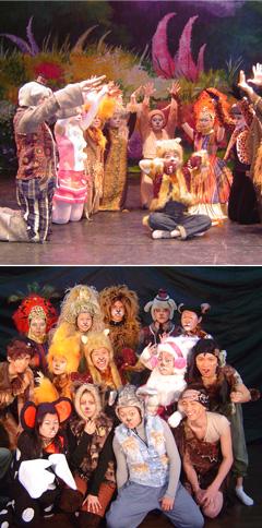音乐童话剧《动物森林狂想曲》
